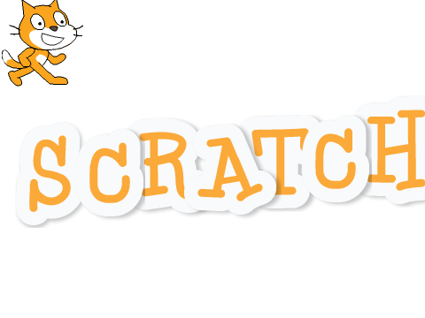 scratch logo to mix mess with or to solve