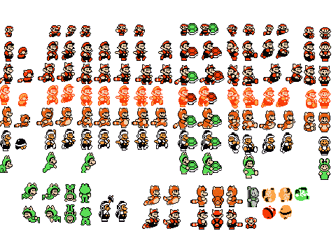 3DS  New Super Mario Bros 2  The Spriters Resource