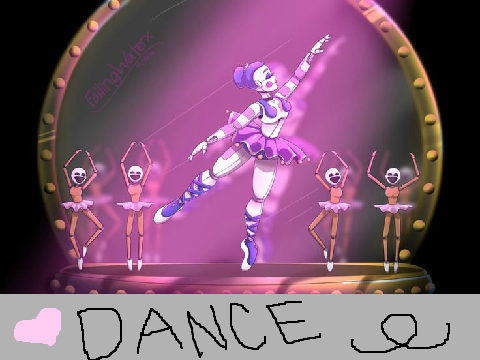 bitgirl_fnaf songs: dance to forget remix
