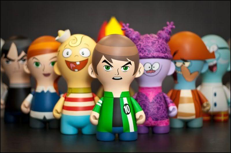 Scratch Studio Cartoon Network Bumpers