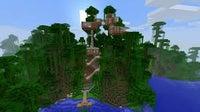Скачать карты на майнкрафт домик на дереве