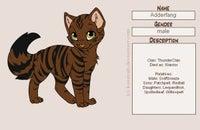 Scratch Studio - Warrior Cat Games and Generators