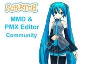 Scratch Studio - Scratch MMD & PMX Editor Community