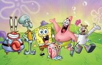 Scratch Studio Spongebob Squarepants Sprites