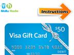 Free Visa Gift Card Codes Generator 2017 - 100% Working Method on ...