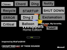 Xp Soundboard