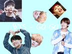 BTS - Go Go on Scratch