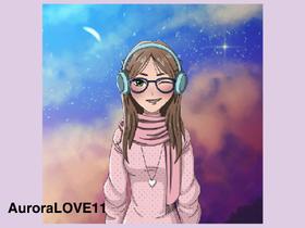 AuroraLOVE11 on Scratch