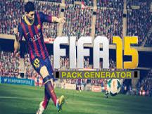Jogo FiFA 15 Pack Generator V.2.2 Online Gratis