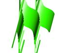 Green Flag Tripled By NNNPPPBBB