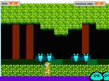 Zelda 2: Combat edition