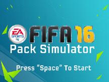 Jogo FIFA 16 | Pack Opening Simulator remix Online Gratis