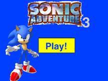 Sonic Adventure 3 v.1.1