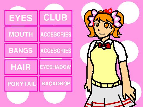 Yandere Girl Maker Related Keywords & Suggestions - Yandere Girl