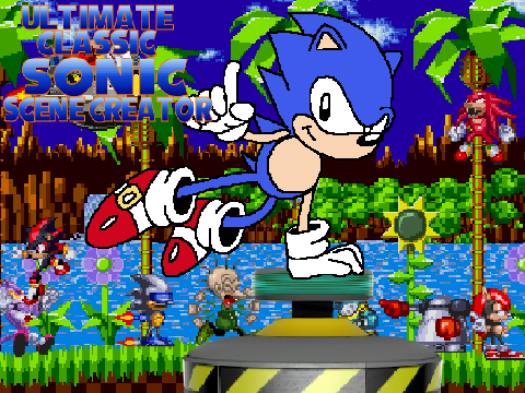 Classic Sonic Scene Creator Related Keywords & Suggestions
