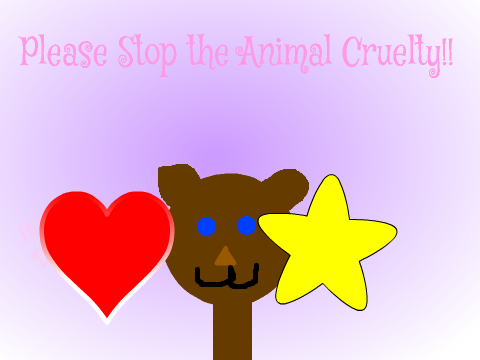 animal cruelty notes