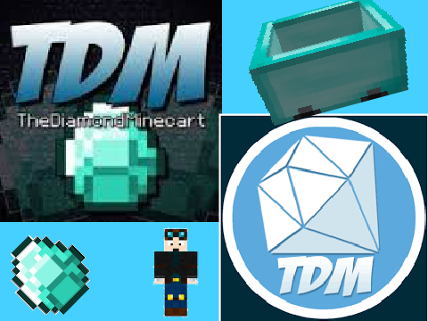 Dantdm theme songs on scratch - Diamond minecart theme song ...