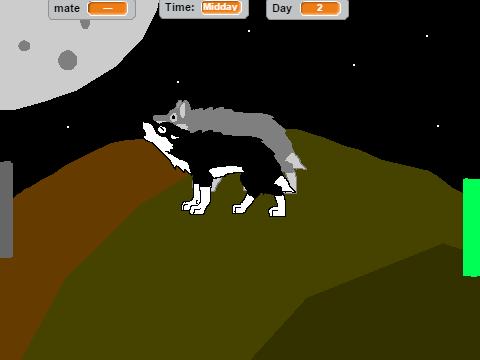 Scratch Wolf Games