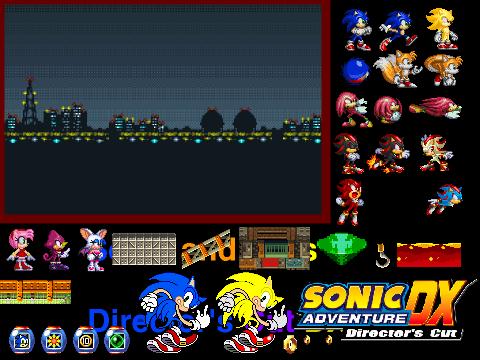 скачать игру Sonic Adventure Dx 2 - фото 8