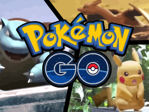 Pokemon GO! (Alpha v0.5)