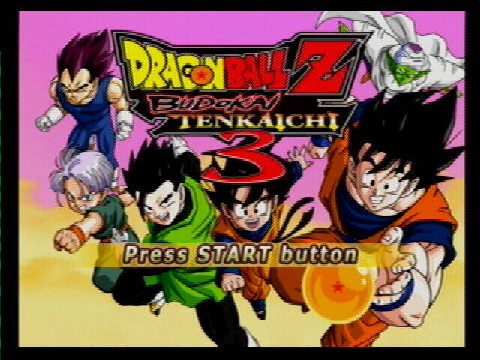 Jogo Dragon Ball Z Tenkaichi 3 (Final Update) Online Gratis