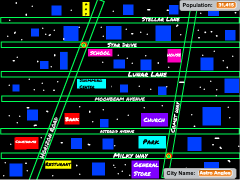 geometry city project Geometry city map project on scratch by lcalydia press space to change to the map key and go back to the city map other than that, just click the flag to view the project.