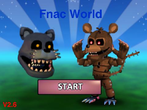Fnac World on Scratch