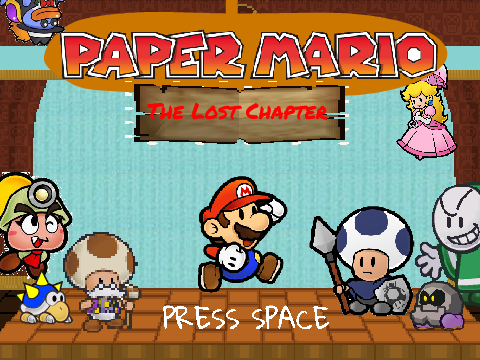Paper Mario: The Lost Chapter Chunk1