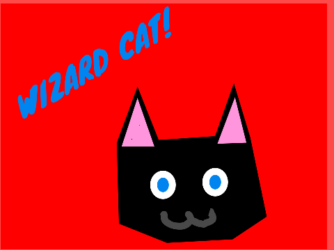 Halloween Google Magic Cat and Ghost Game on Scratch