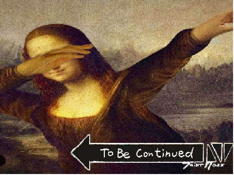 to be continued meme base on Scratch