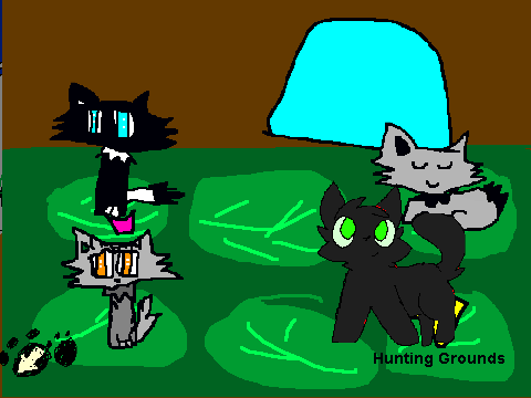 Warrior Cats Mate Simulation - Play Online At Textadventures
