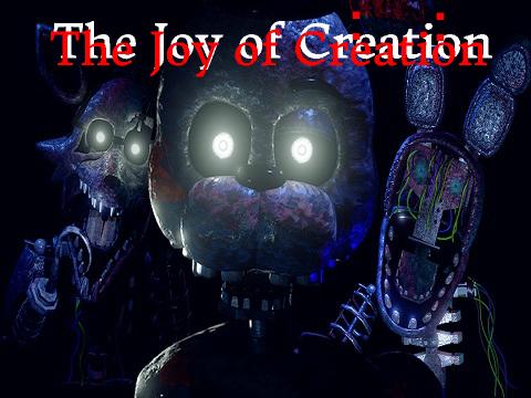 The Joy of Creation 2.(v2.0) on Scratch