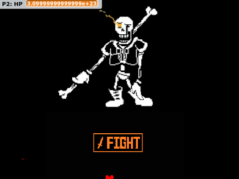 Papyrus Fight