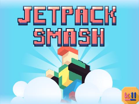 Jetpack Smash 3D