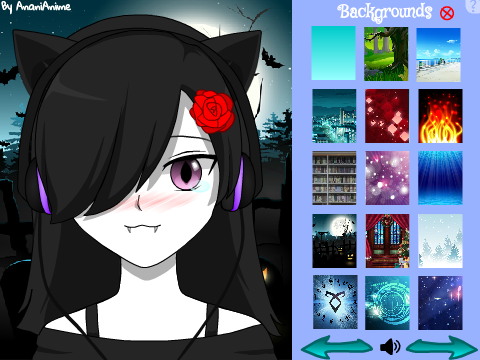 Design Your Anime Character : Anime character maker me in real life! anime remix on scratch