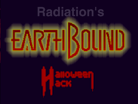 EarthBound Halloween Hack Final Boss v0.1 on Scratch