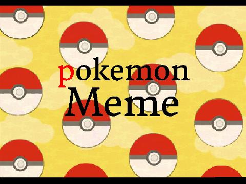 147097093 pokemon oc evolution meme on scratch