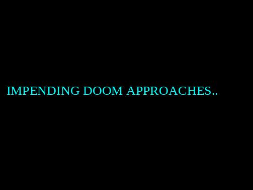 Impending doom terraria wiki