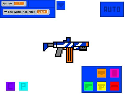 Nerf Gun Simulator V2 remix
