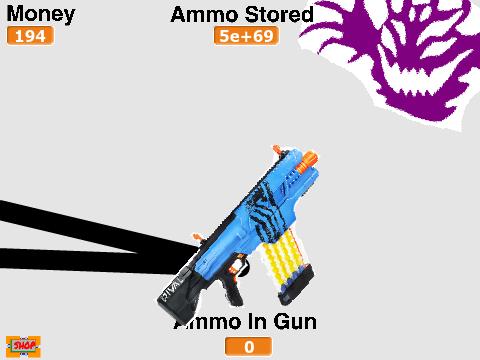 Nerf Gun Simulator (w/ added things) remix-2 by DragoniteMaster1821