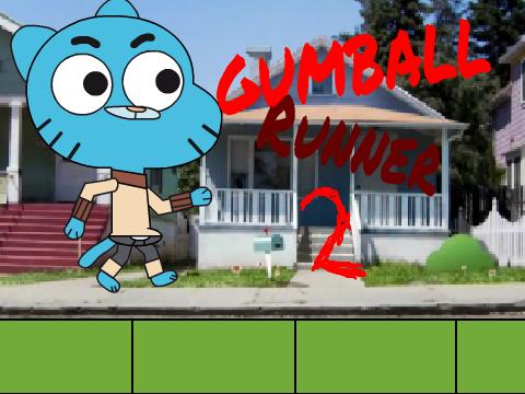 Gumball Watterson – Runball! 2