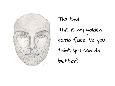 How to draw a golden ratio face on scratch how to draw a golden ratio face ccuart Image collections