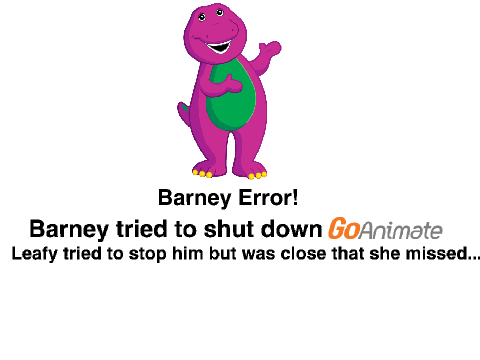 Barney Error Tablet Related Keywords & Suggestions - Barney