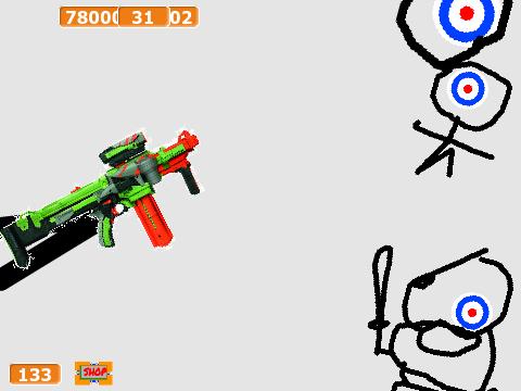 NERF GUN Simulator remix