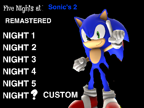 Five nights at sonic free download