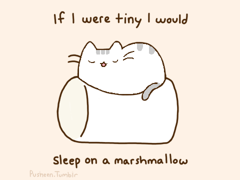 Pusheen marshmallow cc on scratch for Cute marshmallow coloring pages