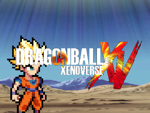 Dragon ball Z Xenoverse (MAJOR UPDATE) WIP