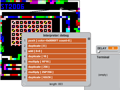 Scratch Imagine Program Share