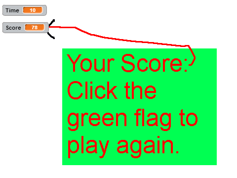 Click Counter Game 10 Seconds