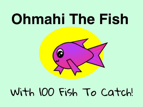 how to make a fish game in scratch